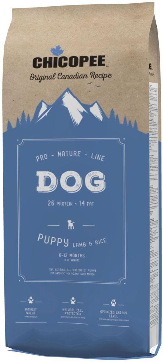 """Корм сухой Chicopee """"PNL Puppy Lamb & Rice"""", для щенков, с ягненком и рисом, 20 кг  #1"""