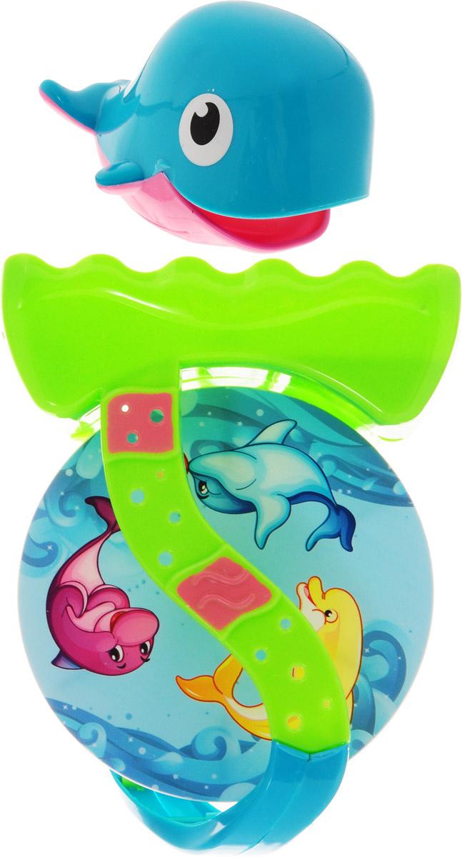 ABtoys Игрушка для ванной Дельфин #1