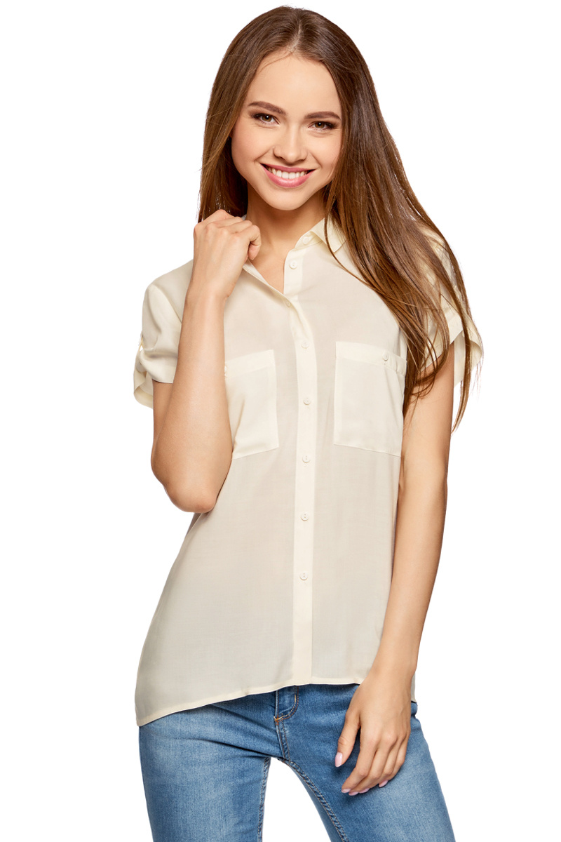 Блузка oodji Ultra #1