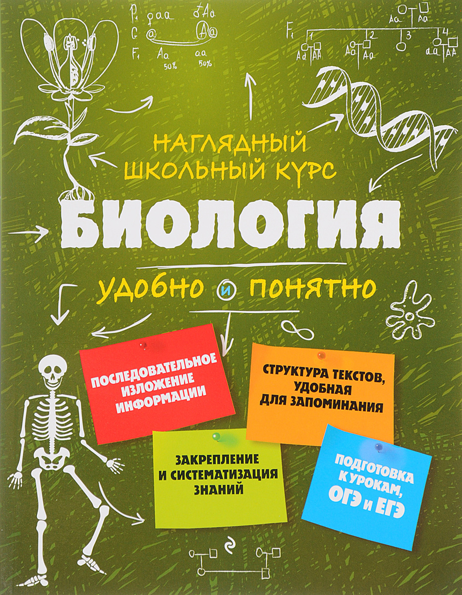 Краткий курс биологии за 9 класс