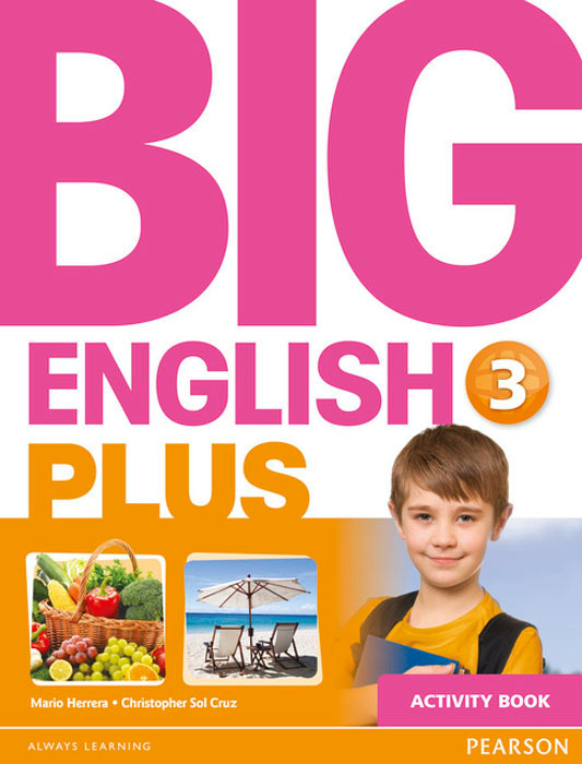 Big English Plus 3: Activity Book   Эррера Марио, Круз Кристофер Сол #1