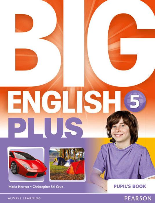 Big English Plus: Level 5: Pupil's Book | Круз Кристофер Сол, Эррера Марио  #1