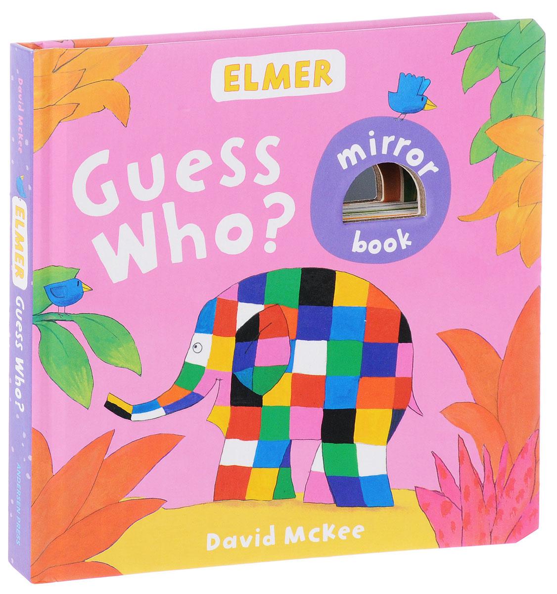 Guess Who? | Макки Дэвид #1