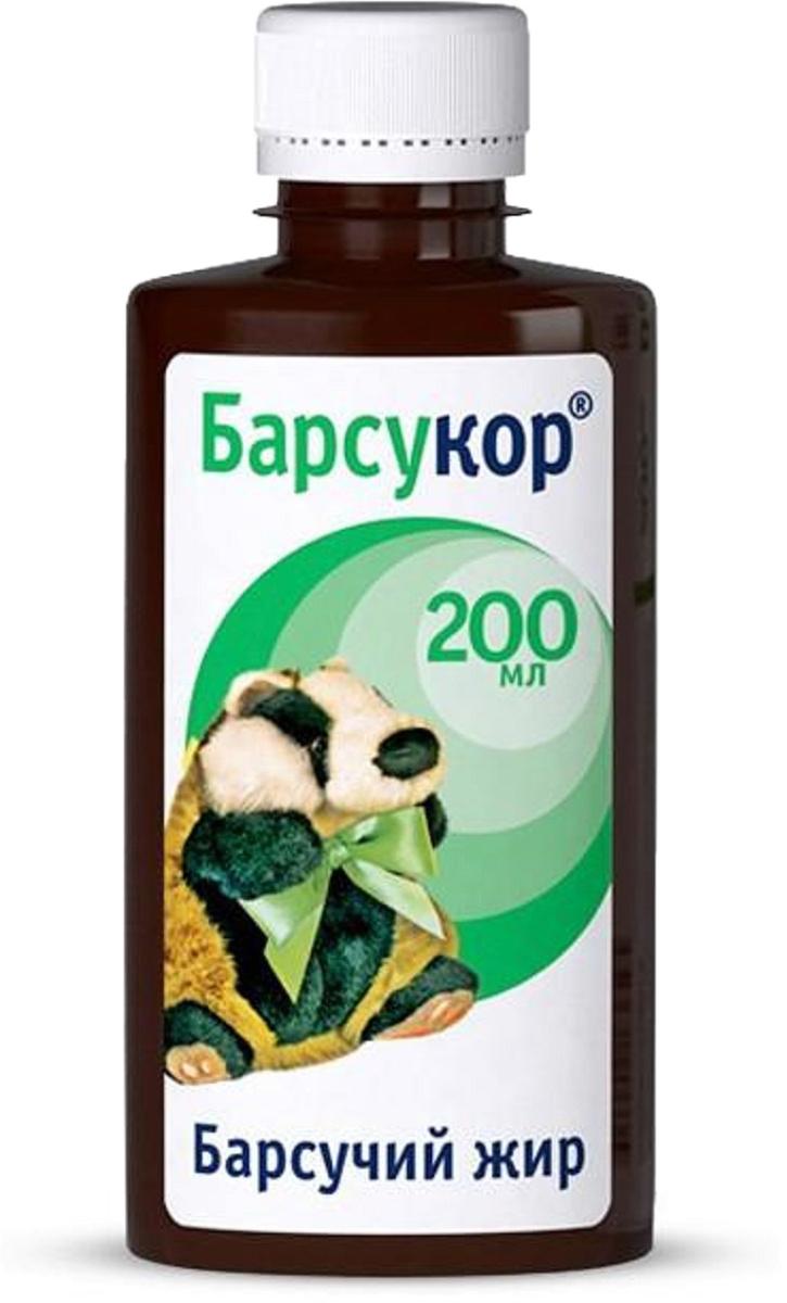 """Барсучий жир """"Барсукор"""", жидкий, 200 мл #1"""