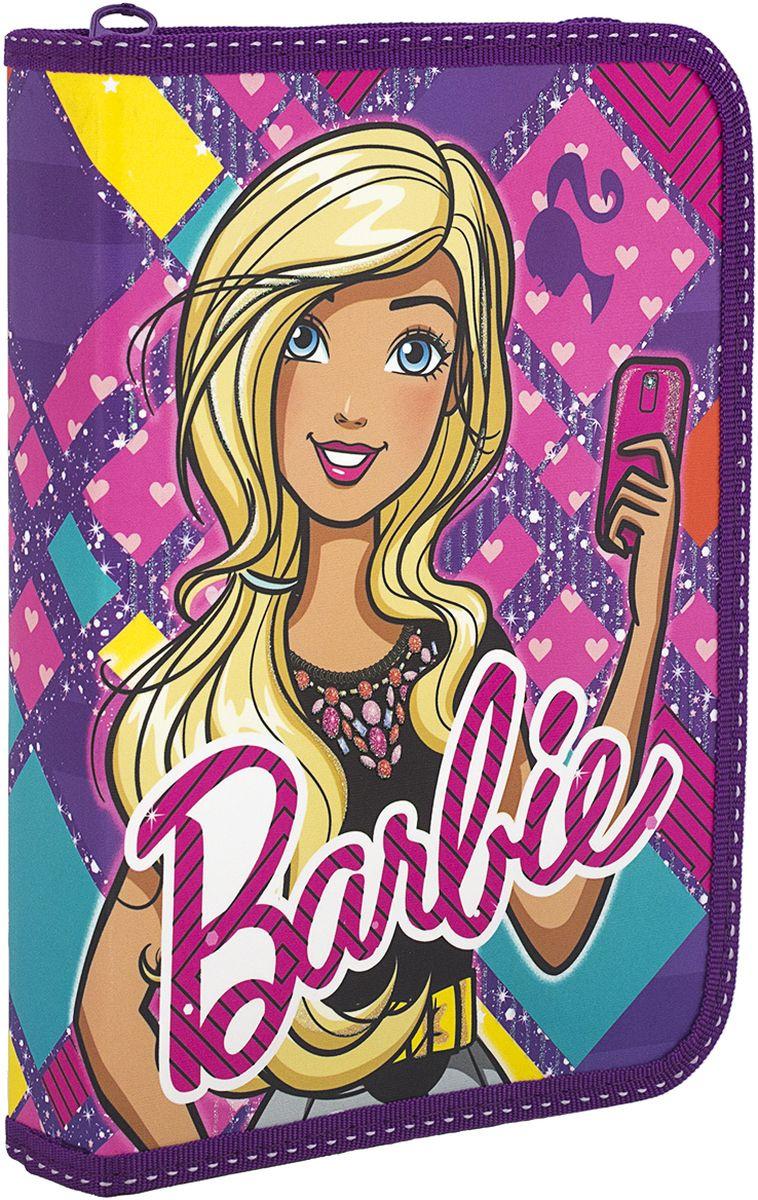 Barbie Пенал цвет фиолетовый #1