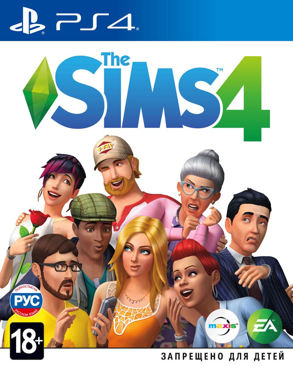 Игра The Sims 4 (PlayStation 4, Русская версия) #1