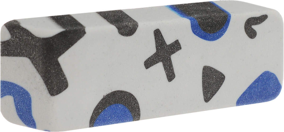 Brunnen Ластик Multicolor цвет серый синий #1