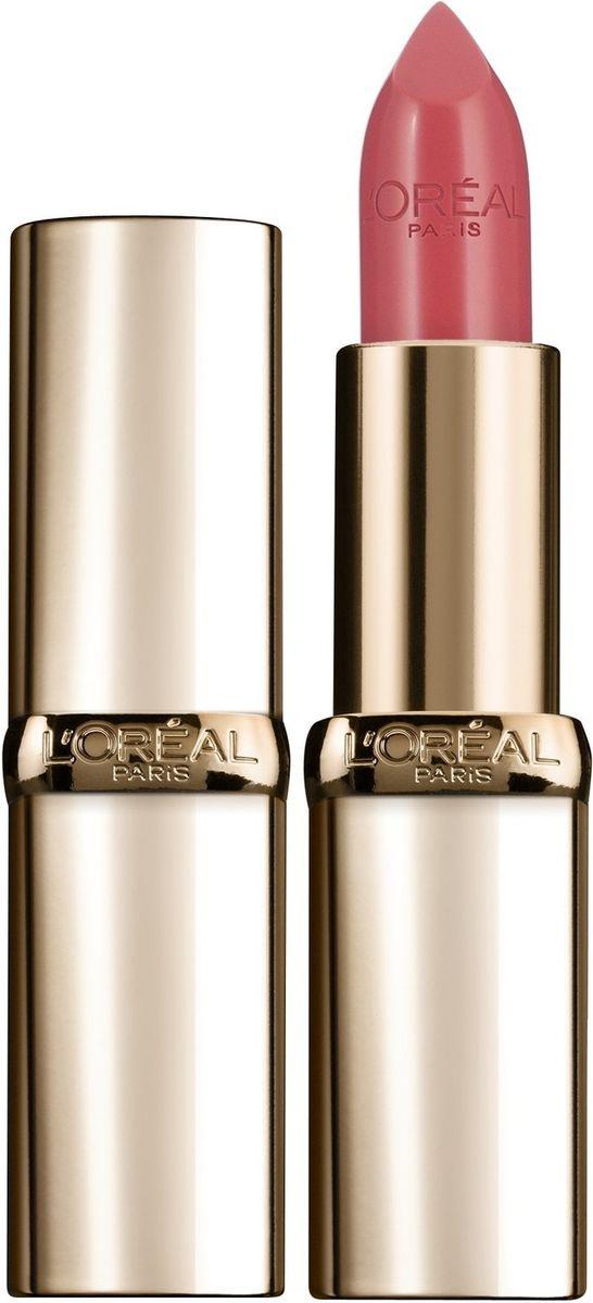 """L'Oreal Paris Губная помада """"Color Riche"""", кремовый, оттенок 378, Розовый бархат  #1"""