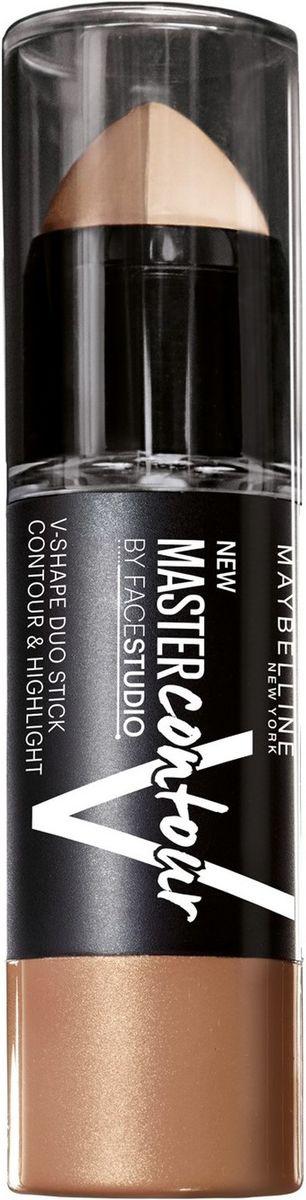"Maybelline New York Карандаш - скульптор ""Master Contour"", оттенок 1 светлый, 27 г  #1"