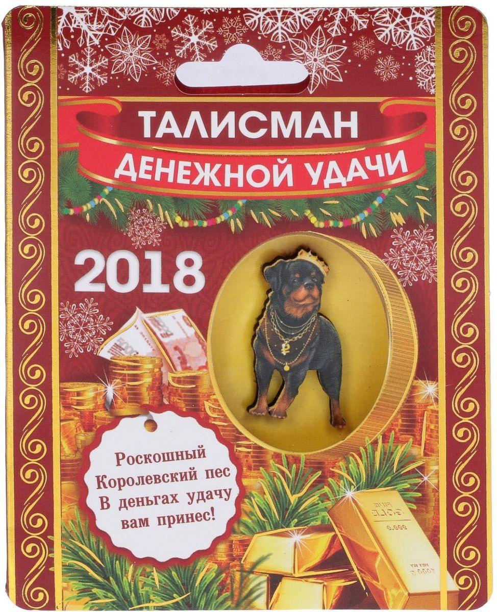 """Талисман Sima-land """"Денежной удачи"""", цвет: черный, 2,3 х 2,8 см #1"""