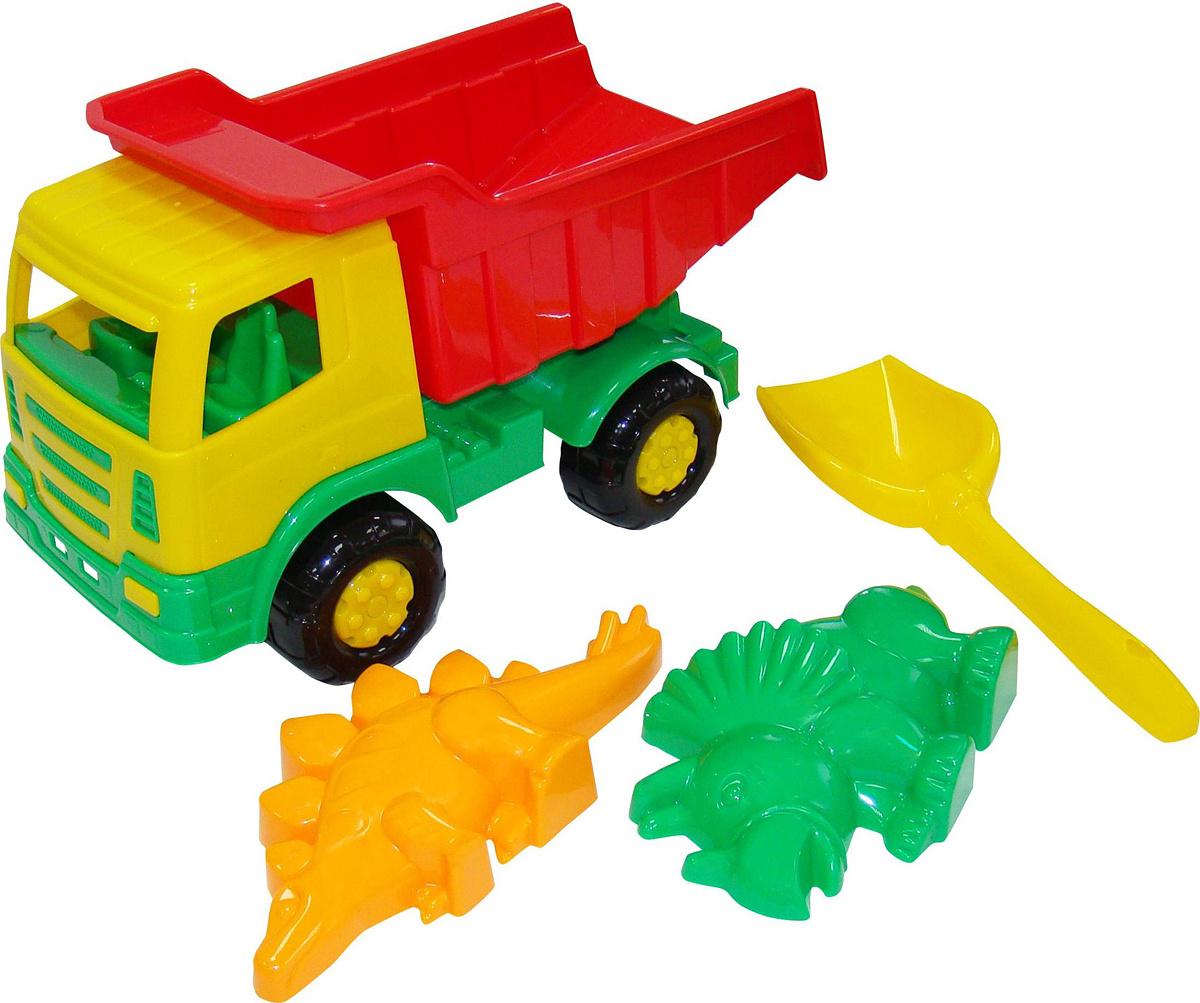 Полесье Набор игрушек для песочницы №368 Мираж, цвет в ассортименте  #1