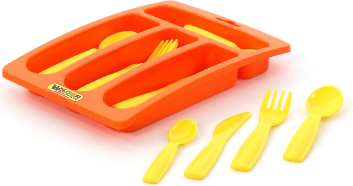 Полесье Набор игрушечной посуды Алиса 40701, цвет в ассортименте  #1