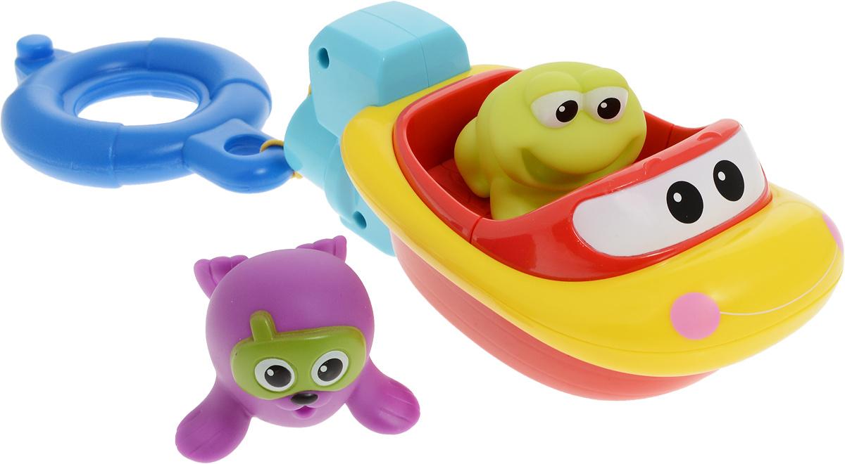 Win Fat Игрушка для ванной Веселый катер #1