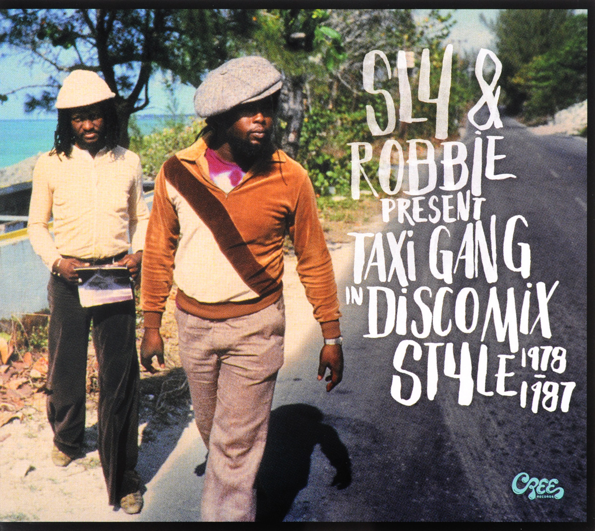 Sly & Robbie Present Taxi Gang In Disco Mix Style 1978-1987 #1