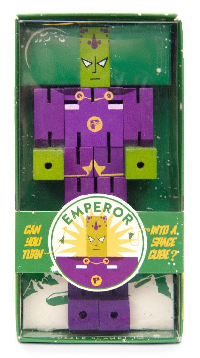 Professor Puzzle Головоломка Планета Пазл Император #1