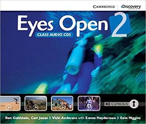 Eyes Open 2 (Class Audio CDs) | Goldstein Ben, Jones Ceri #1