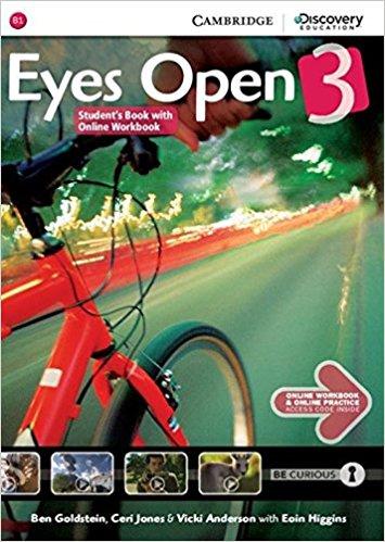 Eyes Open 3: Student's Book with Online Workbook and Online Practice | Goldstein Ben, Jones Ceri #1