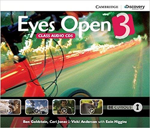 Eyes Open 3 (Class Audio CDs) | Goldstein Ben, Jones Ceri #1