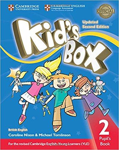 Kid's Box 2: Pupil's Book | Tomlinson Michael, Nixon Caroline #1