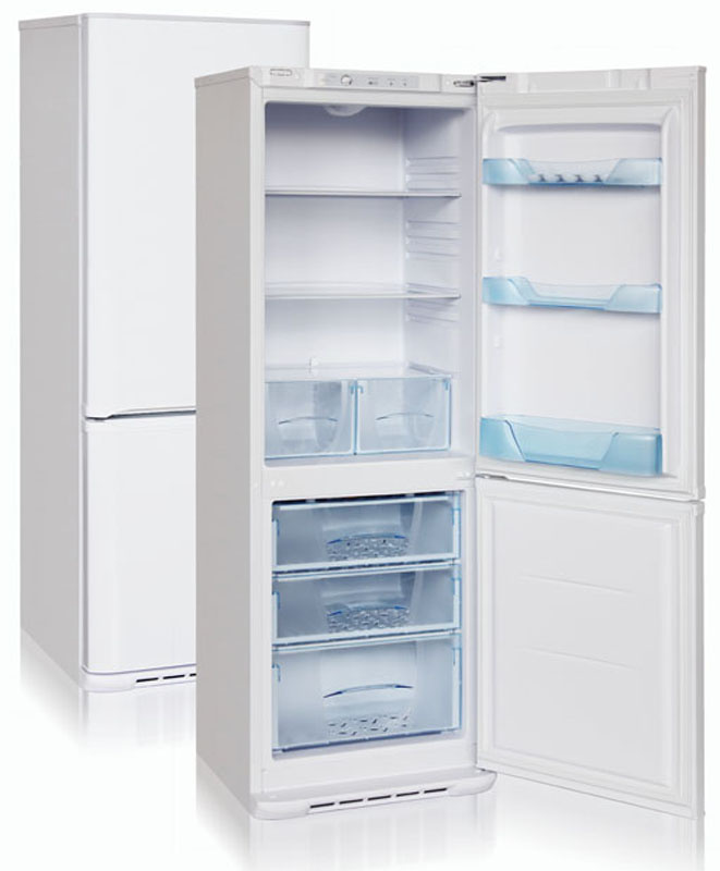 "Холодильник Бирюса ""Б-133"", белый #1"