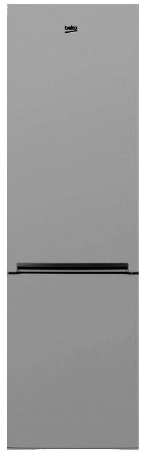 Холодильник Beko RCNK310KC0S, серебристый #1