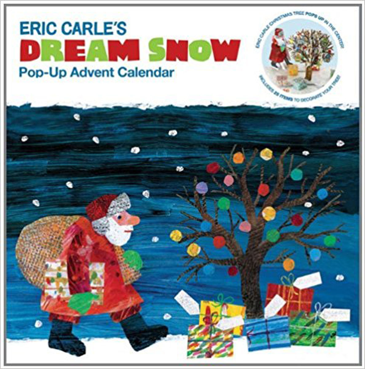 Dream Snow: Pop-Up Advent Calendar | Carle Eric #1
