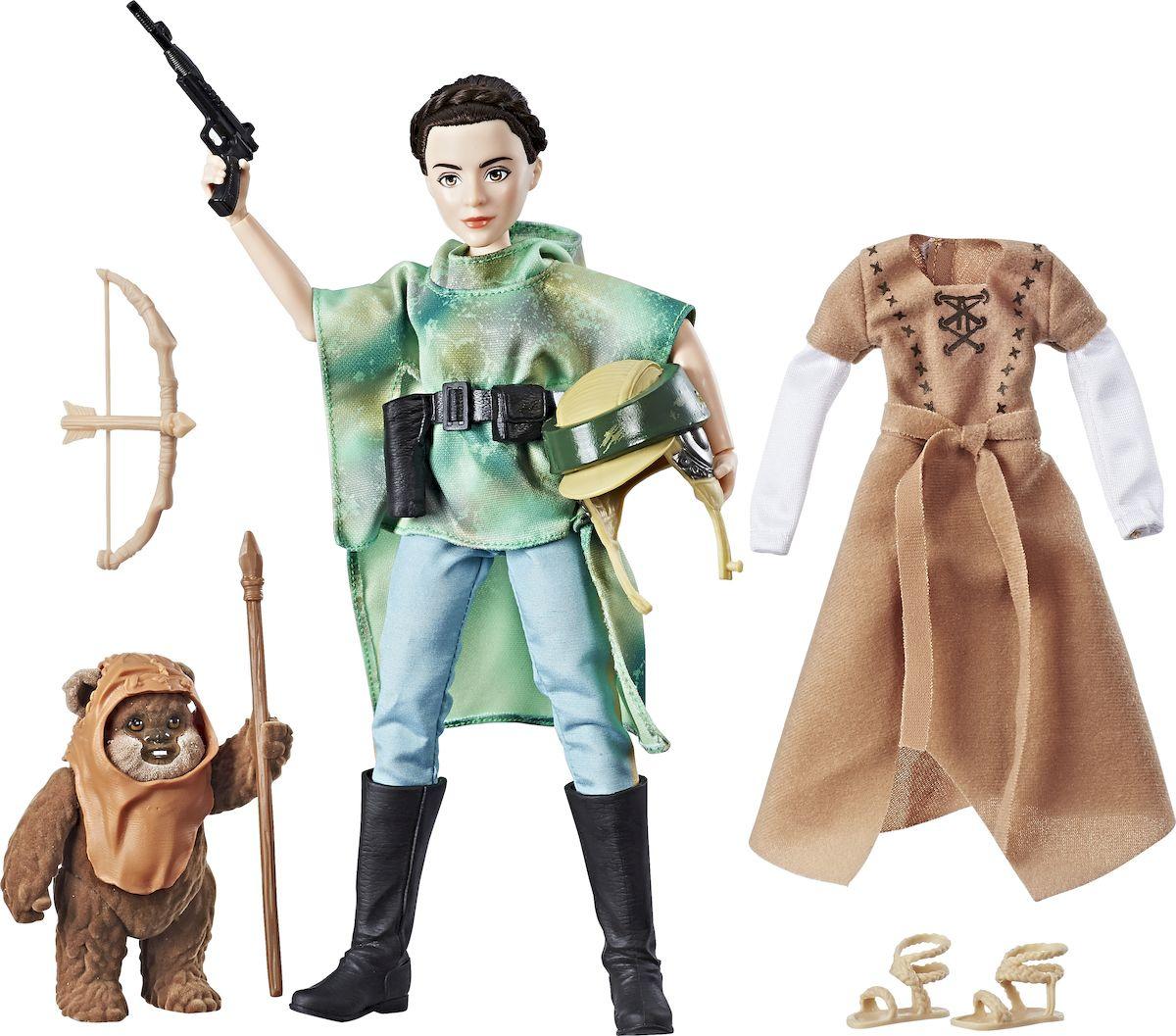 Star Wars Игровой набор с куклой Планета Эндор #1