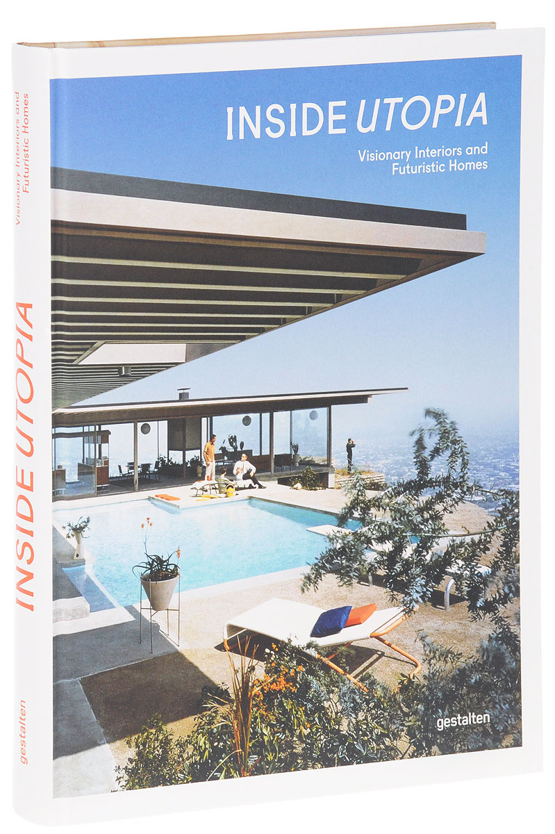 Inside Utopia: Visionary Interiors and Futuristic Homes #1