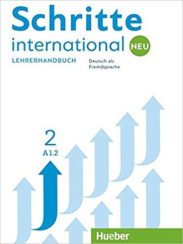 Schritte international Neu 2 Lehrerhandbuch #1