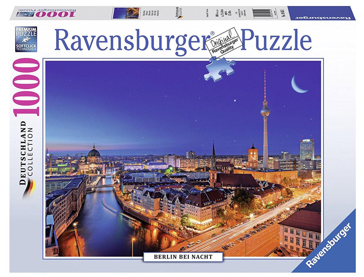 Ravensburger Пазл Ночной Берлин #1