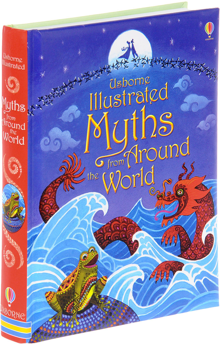 Illustrated Myths from Around the World #1