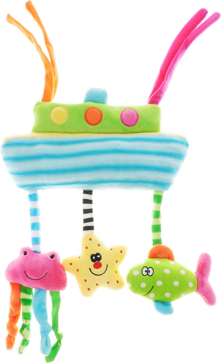 Happy Snail Игрушка-подвеска Морские приключения #1