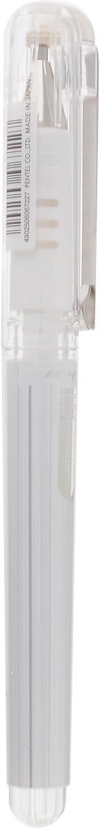 Pentel Ручка гелевая Hybrid Gel Grip цвет чернил белый #1