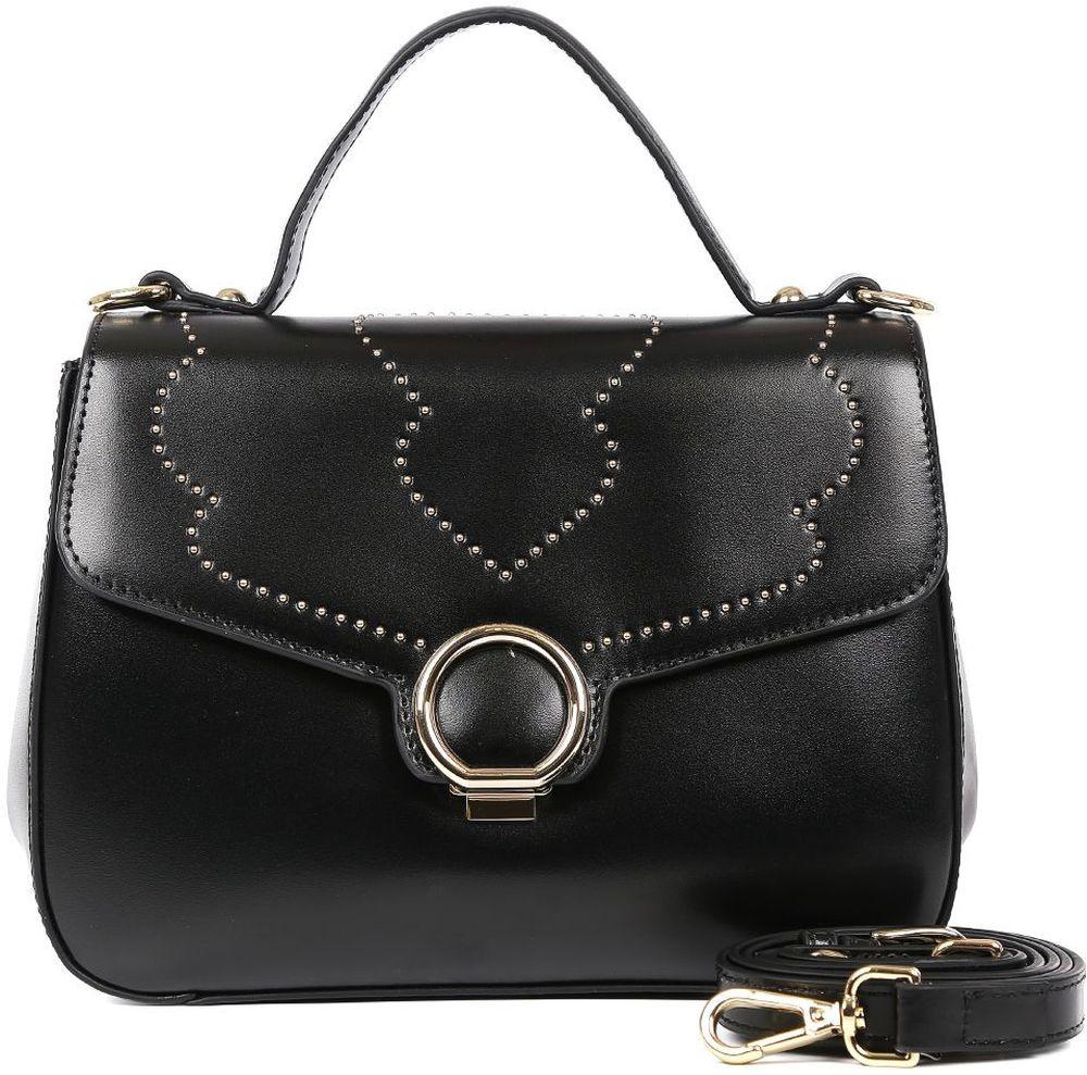 adabd517d139 Сумка женская Galaday, цвет: черный. GD7622Q — купить в интернет-магазине  OZON.ru с быстрой доставкой
