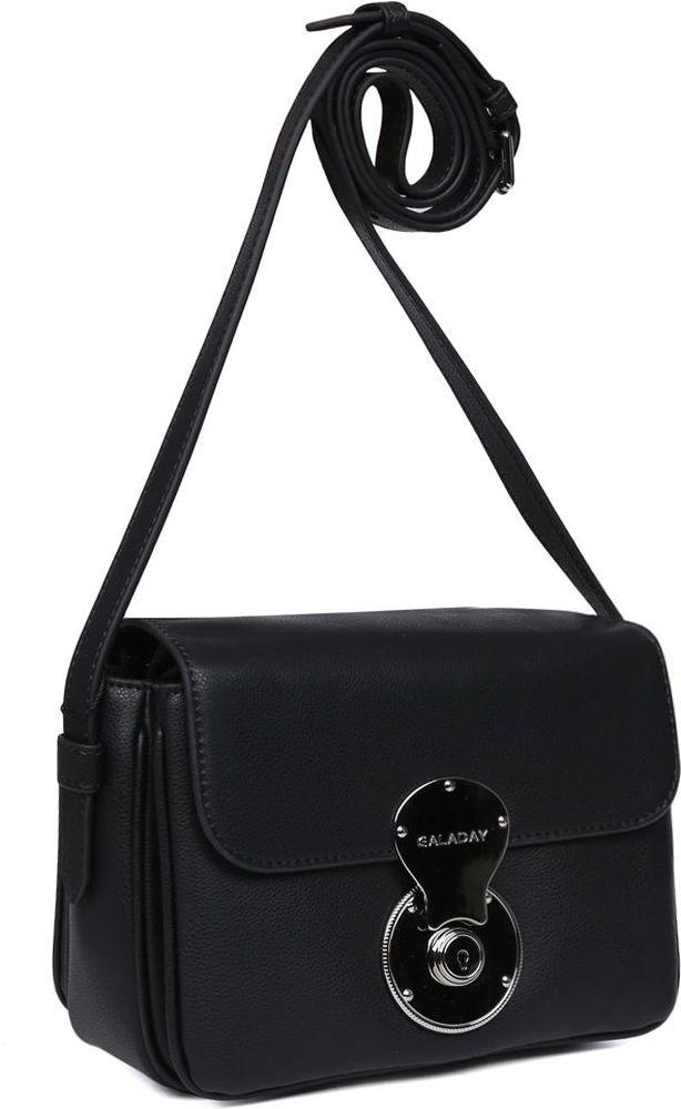 f3acc9bcfb52 Сумка кросс-боди женская Galaday, цвет: черный. GD7787 — купить в интернет-магазине  OZON.ru с быстрой доставкой