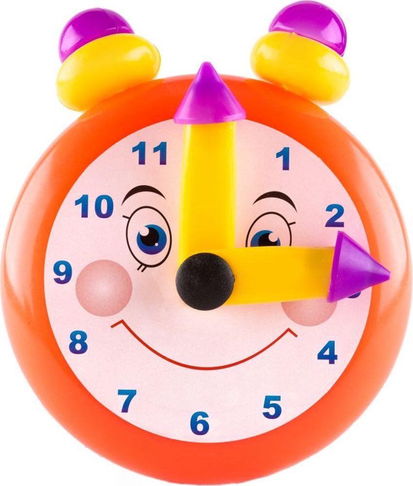 Пластмастер Развивающая игрушка Веселые часы 15023 #1