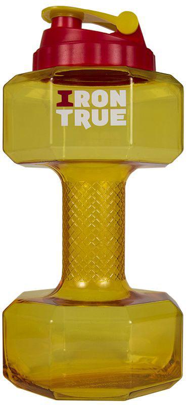 Спортивная бутылка Irontrue ITB951-2200 2200мл, желтый #1