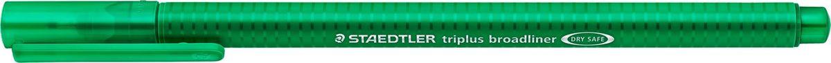 Staedtler Ручка капиллярная Triplus 338 0,8 мм цвет чернил зеленый  #1
