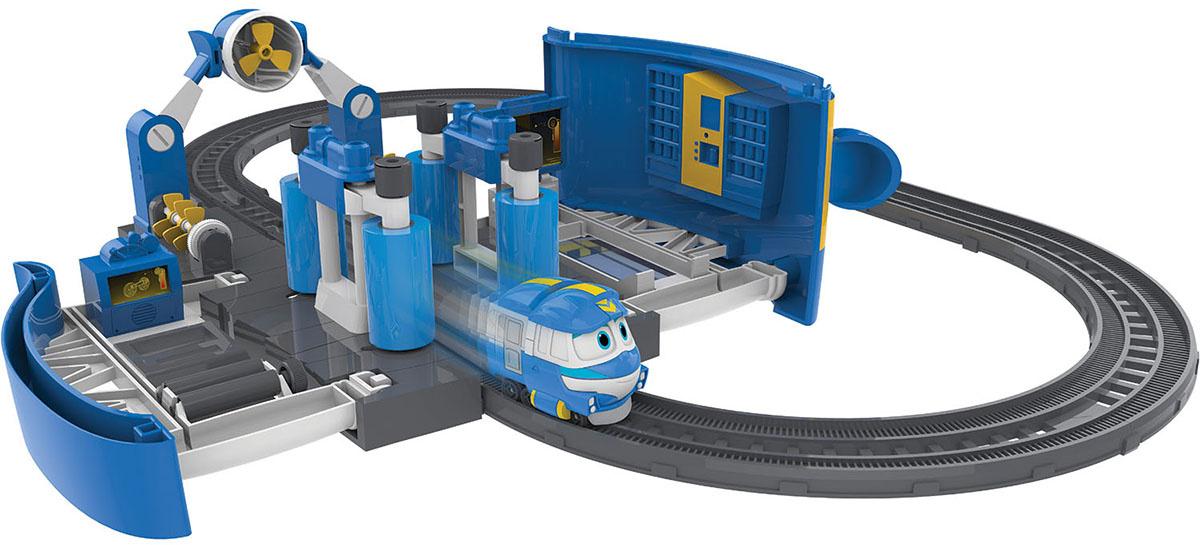 Robot Trains Набор трансформеров Мойка Кея #1