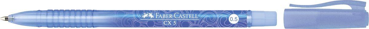 Faber-Castell Ручка-роллер СX5 0,5 мм цвет чернил синий #1