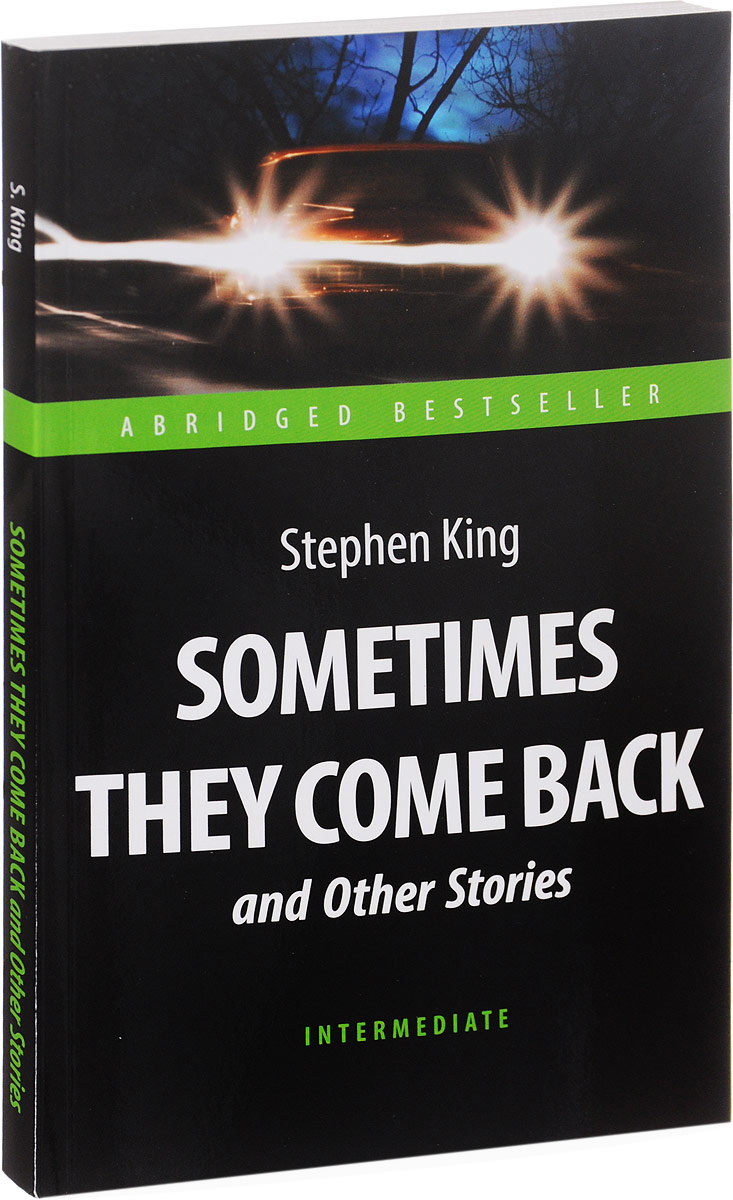 Sometimes They Come Back and Other Stories #1