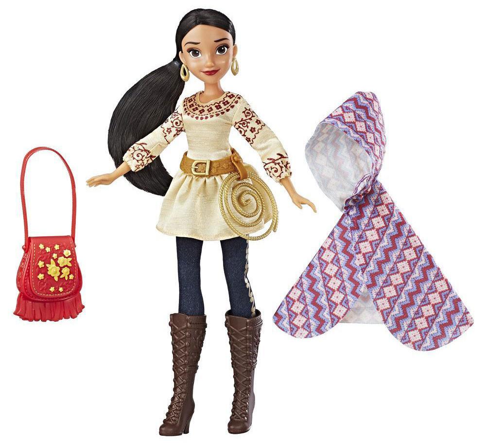 Кукла модная Принцессы Дисней Елена Приключения принцессы DISNEY PRINCESS C0378  #1