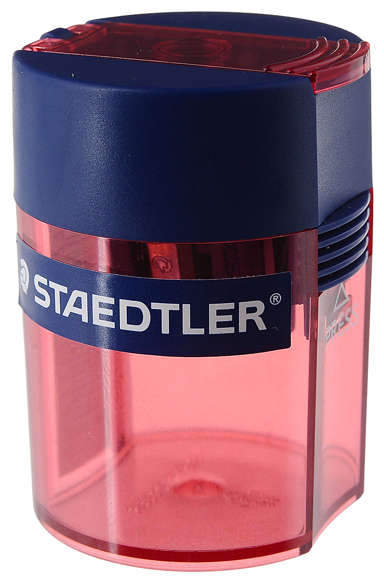 Staedtler Точилка Tradition цвет синий красный 1 гнездо #1