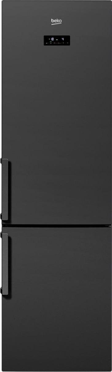 Холодильник Beko RCNK 356E21A, черный #1