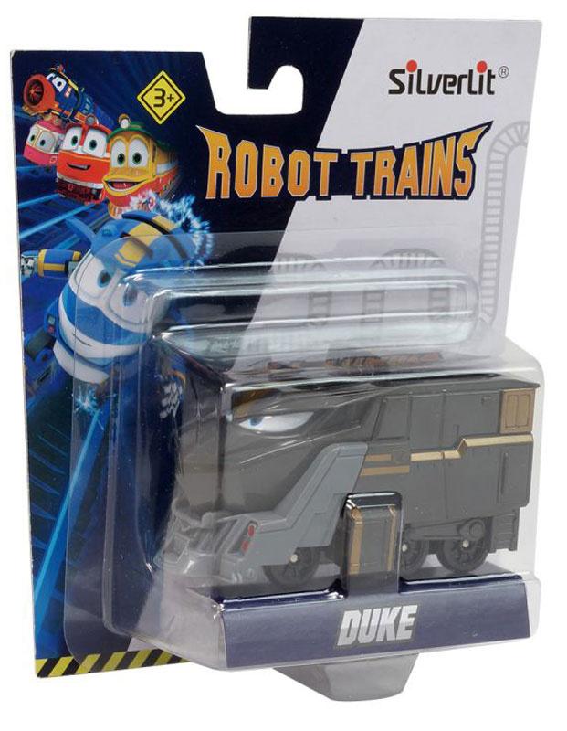 Robot Trains Паровозик Дюк #1