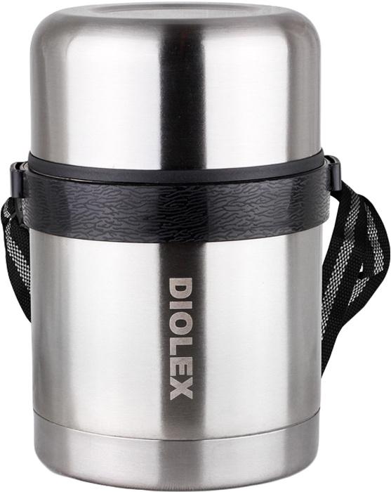 Термос Diolex, 0,6 л #1
