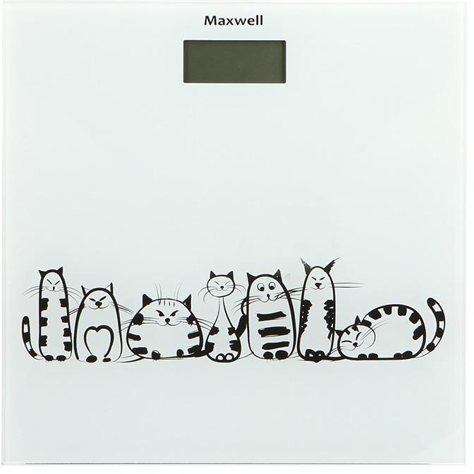 Напольные весы Maxwell MW-2675(W) #1
