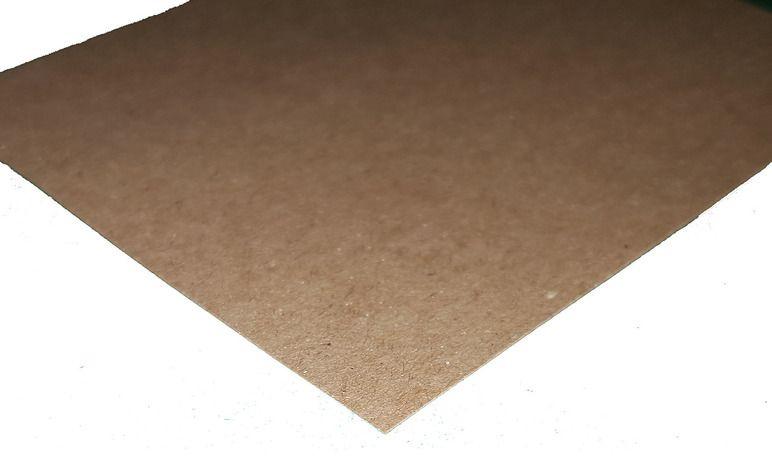 """Крафт листовой """"Decoriton"""", цвет: коричневый, плотность 120гр/м2, толщина 175 мкм, 29,7 х 42 см, набор #1"""