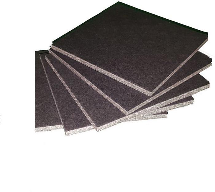 "Пенокартон ""Decoriton"", цвет: черный, 20 х 30 см, 5 шт. 9095006 #1"