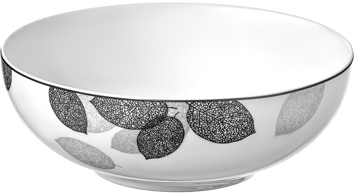 Салатник, 16 см, костяной фарфор, Bosqua Platina, Esprado, BPL016SE305 #1